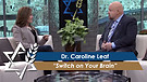 160704 Dr. Caroline Leaf: Switch on Your Brain (Part 1) (July 4, 2016)